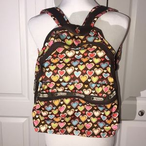 LesportSac nylon backpack